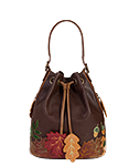 кожаная женская сумка м.51