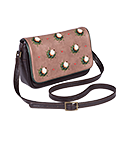 Женская кожаная сумка м.48