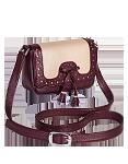 Женская кожаная сумочка м.28