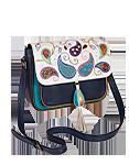 Кожаная женская сумка №54