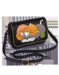 кожаная женская сумка м48