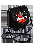 кожаная женская сумка м.31