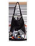 женская кожаная сумка м53
