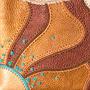 кожаный Клатч Саванна, м.№22 в интернет-магазине Unique U