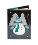 Обложка на паспорт Снеговичок