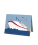 Обложка на паспорт Кораблик