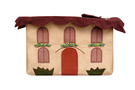 Косметичка кожаная Альпийский домик в интернет-магазине Unique U