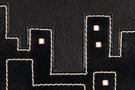 3 Холдер кожаный Ночной город, черный в интернет-магазине Unique U