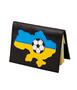 Обложка на паспорт Украина, черная