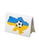 Обложка на паспорт Украина, белая