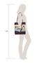 Фото 4 Кожаная женская сумка №1 Фудзияма, бордо в интернет-магазине Unique U дизайнера Елены Юдкевич