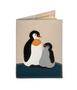 Обложка на паспорт Пингвины