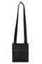 Фото 4 Кожаная мужская сумка №20 ночной город, чёрная в интернет-магазине Unique U дизайнера Елены Юдкевич