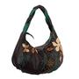 Фото 2 Кожаная сумка №39, ИГРА ТЕНЕЙ коричневая в Интернет-магазине UNIQUE U