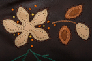Фото 6 Кожаная сумка №39, ИГРА ТЕНЕЙ коричневая в Интернет-магазине UNIQUE U