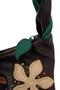 Фото 8 Кожаная сумка №39, ИГРА ТЕНЕЙ коричневая в Интернет-магазине UNIQUE U