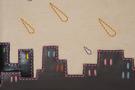 4 кожаный  Чехол для iPad Дождь в городе году в Интернет-магазине UNIQUE U
