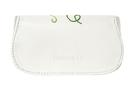 4 фото Ключница кожаная светло-зелёная  дизайнерская Вальс цветов в Интернет-магазине UNIQUE U