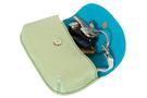5 фото Ключница кожаная светло-зелёная  дизайнерская Вальс цветов в Интернет-магазине UNIQUE U