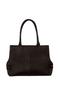 Фото 4 Кожаная женская сумка №5 сакура, коричневая интернет-магазине Unique U дизайнера Елены Юдкевич
