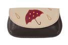 Кожаная ключница №1, Дождь в городе,в Интернет-магазине UNIQUE U дизайнера Елены Юдкевич.