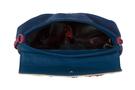 Кожаная женская сумка №34 Пейсли синяя-бежевая  в интернет-магазине Unique U дизайнера Елены Юдкевич Фото 5