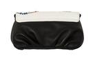 4 кожаная женская сумочка красивая чёрного цвета Пейсли №34 в Интернет-магазине UNIQUE U дизайнера Елены Юдкевич