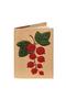 Смородина красная, обложка  на паспорт №1