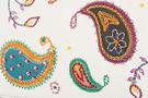 Фото 5 Кожаная женская  сумка клатч  №43 Пейсли, серая в интернет-магазине Unique U дизайнера Елены Юдкевич