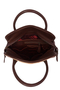 Фото 8 Кожаная женская сумка портфель №3, Пейли коричневый  в интернет-магазине Unique U