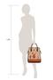 Фото 9 Кожаная женская сумка портфель №3, Пейли коричневый  в интернет-магазине Unique U