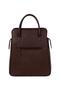 Фото 7 Кожаная женская сумка портфель №3, Пейли коричневый  в интернет-магазине Unique U
