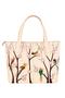 Фото 1 Кожаная женская сумка №42. Японские птички в Интернет-магазине UNIQUE U