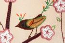 Фото 4 Кожаная женская сумка №42. Японские птички в Интернет-магазине UNIQUE U