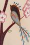Фото 5 Кожаная женская сумка №42. Японские птички в Интернет-магазине UNIQUE U
