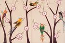 Фото 2 Кожаная женская сумка №42. Японские птички в Интернет-магазине UNIQUE U