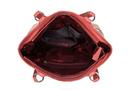 Фото 5 Кожаная женская сумка №46 Японские птички, розовый перламутр в интернет-магазине Unique U дизайнера Елены Юдкевич
