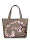 Фото 1 Кожаная женская сумка №42 Пейсли-Инфинити в интернет-магазине Unique U дизайнера Елены Юдкевич