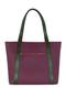 Фото 4 Кожаная женская сумка №42 Императорская сакура, малиновая в интернет-магазине Unique U дизайнера Елены Юдкевич