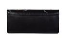 Фото 6 Кожаная женская  сумка клатч  №43 Пейсли, чёрная в интернет-магазине Unique U дизайнера Елены Юдкевич