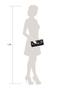 Фото 8 Кожаная женская  сумка клатч  №43 Пейсли, чёрная в интернет-магазине Unique U дизайнера Елены Юдкевич