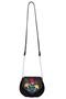 Фото 2 Кожаная женская сумка № 31, Изник чёрная в Интернет-магазине UNIQUE U