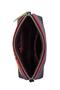 Кожаная женская сумка №45 МАК чёрная  в интернет-магазине Unique U дизайнера Елены Юдкевич Фото 4