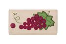 Фото 1 Кожаный кошелёк №1, Виноград в интернет-магазине Unique U
