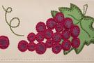 Фото 3 Кожаный кошелёк №1, Виноград в интернет-магазине Unique U