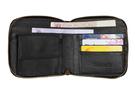 Фото 3 Кожаный кошелёк-портмоне, Барокко чёрный в Интернет-магазине UNIQUE U