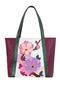 Фото 1 Кожаная женская сумка №42 Императорская сакура, малиновая в интернет-магазине Unique U дизайнера Елены Юдкевич