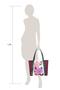 Фото 5 Кожаная женская сумка №42 Императорская сакура, малиновая в интернет-магазине Unique U дизайнера Елены Юдкевич