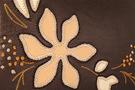 Кожаная женская сумка №33 Игра теней коричневая  в интернет-магазине Unique U дизайнера Елены Юдкевич Фото 3