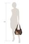 Кожаная женская сумка №33 Игра теней коричневая  в интернет-магазине Unique U дизайнера Елены Юдкевич Фото 6